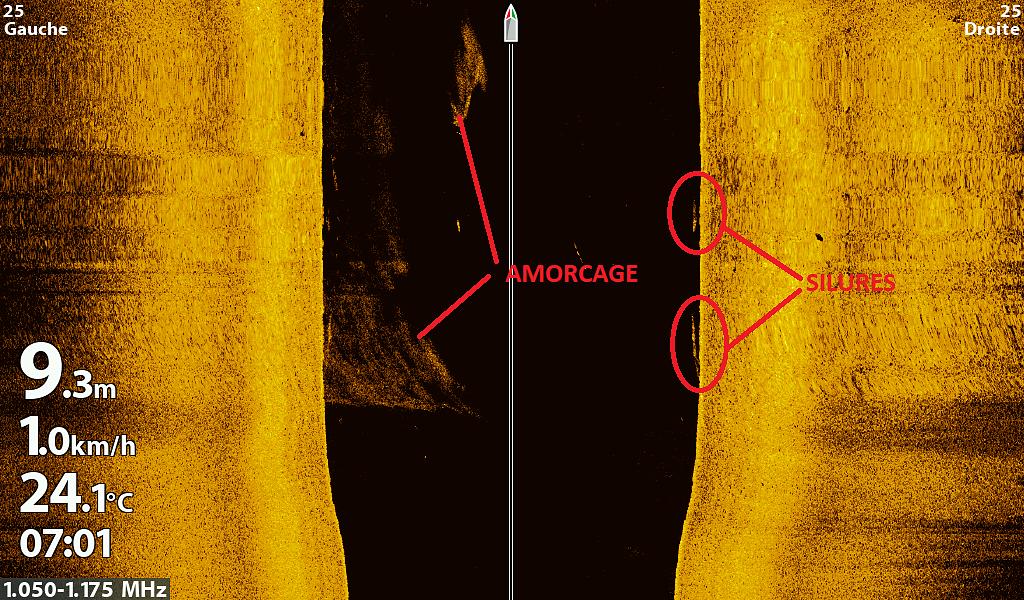 Méga Side Imaging 3